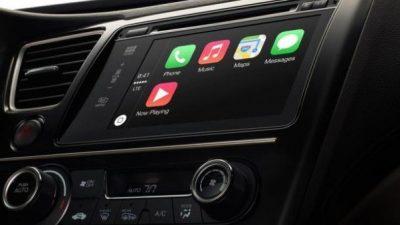 """"""" آبل """" تطلق """" كار بلاي """" : نظام الـ iOS في السيارة"""