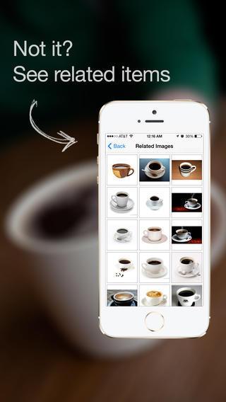 تطبيق  camfind للبحث باستخدام الصور
