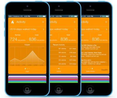 شركة Apple تقوم بتسجيل تطبيق Healthbook بمكتب العلامات التجارية