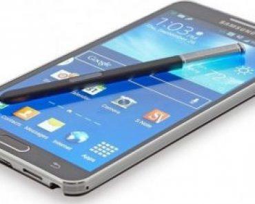 GALAXY NOTE 4 : قارئ بصمة إصبع أكثر دقة من الموجود في Galaxy S5