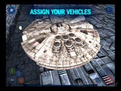 تطبيق Star Wars Scene Maker لتصميم مشاهد فيلم Star Wars الجديد
