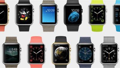 """بشكل رسمي : ساعة ابل واتش """" Apple Watch """" مواصفات ، سعر ، متى تنزل السوق"""