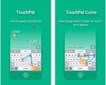 نظرة أولية على تطبيق TouchPal Keyboard على نظام iOS 8
