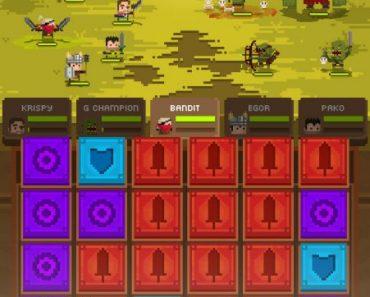 جمع ودرب فريقك للحرب في لعبة Adventure Age