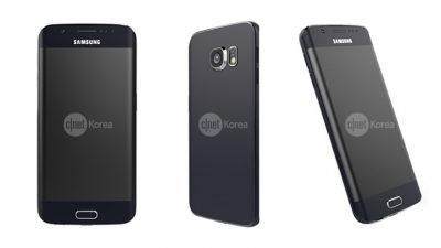 أخر التسريبات لهاتفي جلاكسي آس 6 و جلاكسي آس 6 إيدج Galaxy S6 و Galaxy S6 Edge