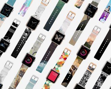 احصل على سوار Apple Watch من تصميمك مقابل 50 دولار