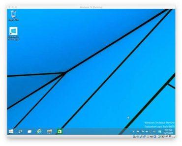 كيفية تجريب ويندوز 10 على الماك مجانا