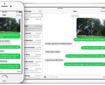 كيف تحرر مساحة التخزين على الايفون بحذف صور المحادثات دون فقدانها