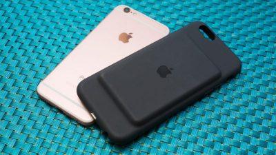 ما الذي يجعل Apple Smart Battery Case تستحق الاقتناء