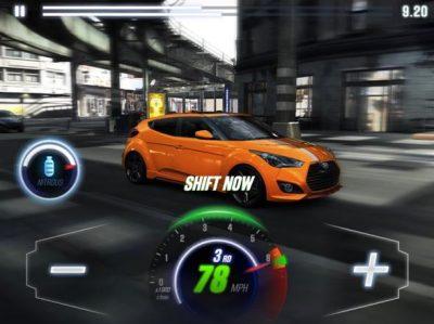 الشرح الكامل للعبة سباق السيارات المجانية 2 CSR Racing للآيفون