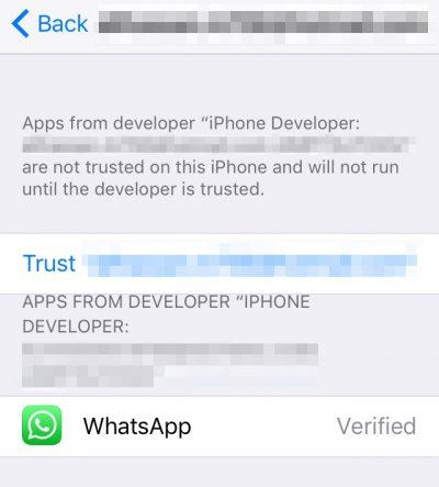 تنزيل واتس اب ++ للايفون و الايباد iOS 10.2 بدون جيلبريك