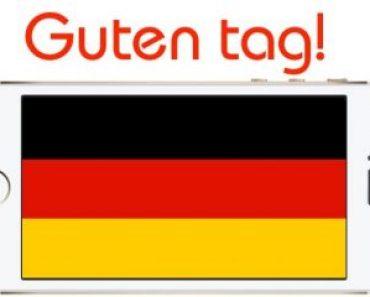 ٥ تطبيقات مجانية لتعلم الألمانية للأيفون