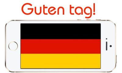 تعلم الألمانية : 5 تطبيقات مجانية لتعلم اللغة للدراسة أو الهجرة إلى المانيا