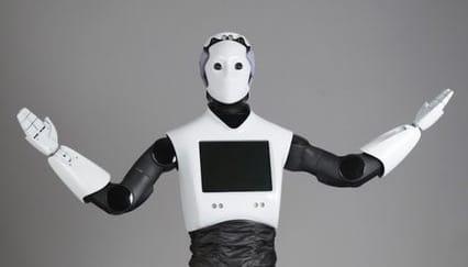 روبوكوب يصبح حقيقة : شرطي آلي في دبي