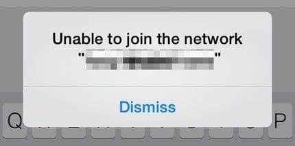 الايفون يرفض الاتصال بالواي فاي دون سبب واضح