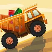 أيقونة لعبة Big Truck لعبة مدفوعة مجانية لفترة