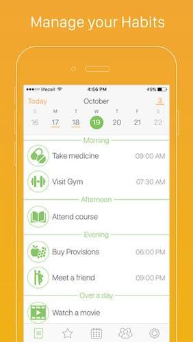 تطبيق Daily Habits - Habit List and Routine Tracker تطبيق مدفوع مجاني لفترة