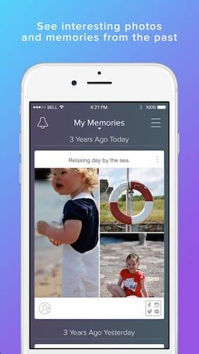 تطبيق Memoir تطبيق مدفوع مجاني لفترة
