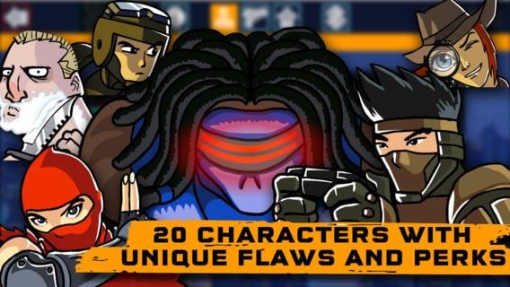 لعبة Strike Force Heroes لعبة مدفوعة مجانية لفترة محدودة