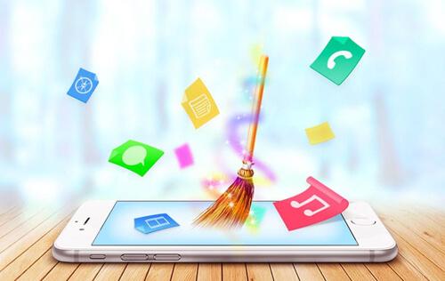 تنظيف الملفات المؤقتة و حل مشكلة التخزين في الايفون والايباد