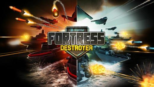 لعبة Fortress: Destroyer لعبة مدفوعة مجانية لفترة