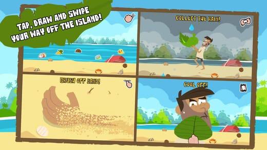 لعبة Island Escape - Stupid and Tricky Ways to Die Test لعبة مدفوعة مجانية لفترة