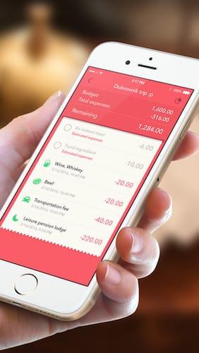 تطبيق Minibudget Pro تطبيق مدفوع مجاني لفترة