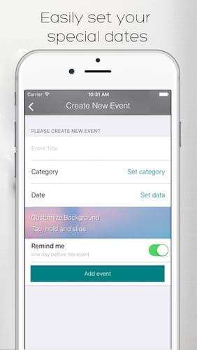 تطبيق OneDay: Countdown To The Best Moments In Your Life تطبيق مدفوع مجاني لفترة