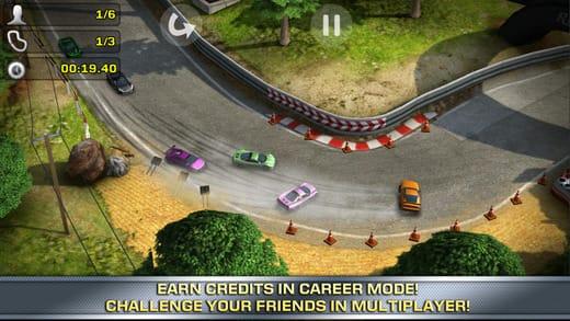 لعبة Reckless Racing 2 لعبة مدفوعة مجانية لفترة