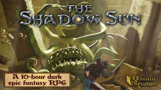 لعبة The Shadow Sun لعبة مدفوعة مجانية لفترة