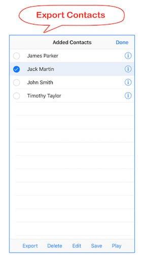 تطبيق Voice to Contacts تطبيق مدفوع مجاني لفترة