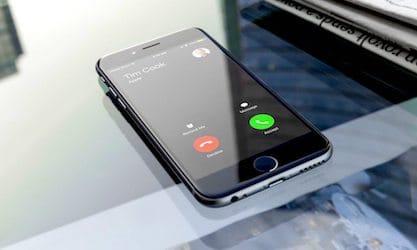 الرد التلقائي على المكالمات الهاتفية خدمة مميزة في إصدار iOS 11
