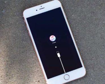 حل مشكلة تعليق الايفون على وضع ريكفري بعد العودة من iOS 11 إلى iOS 10.3.2