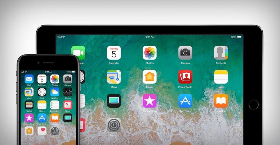 نظام iOS 11 النسخة التجريبية الأولى