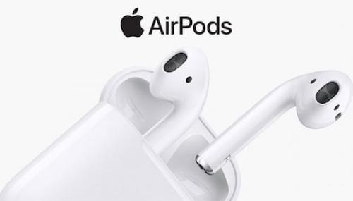 صورة سماعات AirPods