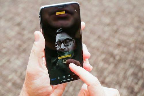 وضع Portrait على الايفون X