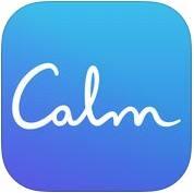 تطبيق calm أفضل تطبيقات الايفون و الآيباد 2017