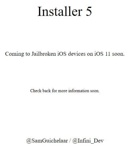 معلومات عن Installer 5