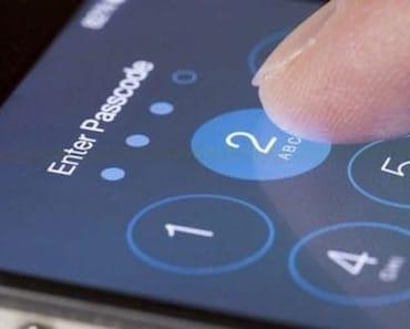 شرح طريقة زيادة أمان الايفون باستخدام رمز دخول قوي