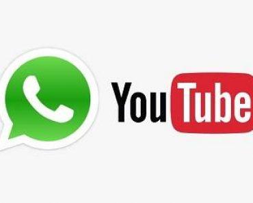 طريقة مشاهدة يوتيوب داخل رسائل واتس اب للايفون