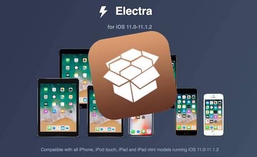 جيلبريك iOS 11-11.2.1 و شعار السيديا