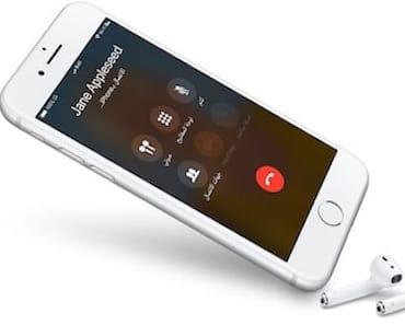شرح إجراء مكالمة من خلال مكالمة WiFi