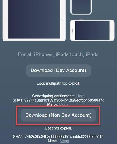 تحميل جيلبريك iOS 11.3.1 لغير المطورين