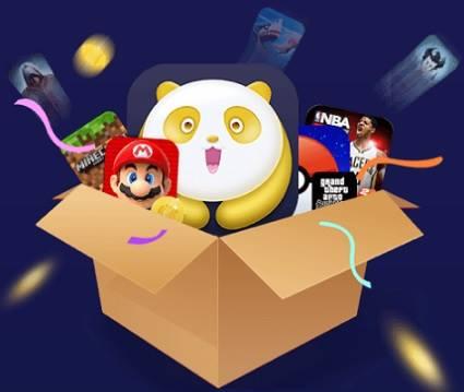 متجر الباندا الذهبي
