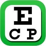 تطبيقات طبيه لقياس حدة النظر EyeChart