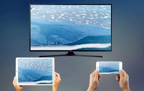 طريقة شبك الايفون على شاشه سمارت بدون Apple Tv