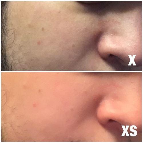 مشاكل آيفون XS مشكلة Beauty Filter