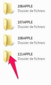 نقل الصور من الايفون الى الكمبيوتر بدون برامج الخطوة 6
