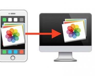 شرح خظوات نقل الصور من الايفون الى الكمبيوتر بدون برامج