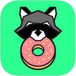 افضل العاب الايفون 2018 لعبة Donut County